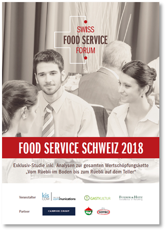 Food Service Schweiz 2016